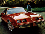Photos of Pontiac Firebird Esprit Redbird 1979