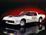 Photos of Pontiac Firebird Trans Am Turbo Indy 500 Pace Car 1980