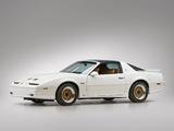 Photos of Pontiac Firebird Trans Am Turbo 1989