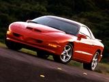 Photos of Pontiac Firebird Formula 1993–97