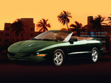 Photos of Pontiac Firebird Convertible 1993–97