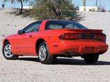 Photos of Pontiac Firebird 1993–97