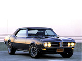 Pictures of Pontiac Firebird 400 1968