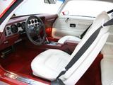 Pictures of Pontiac Firebird Trans Am Super Duty 1972–74
