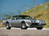 Pictures of Pontiac Firebird Trans Am T/A 6.6 L78 10th Anniversary 1979