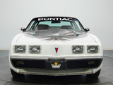 Pictures of Pontiac Firebird Trans Am Turbo Indy 500 Pace Car 1980