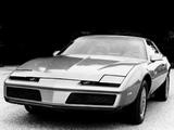 Pictures of Pontiac Firebird S/E 1982
