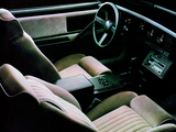 Pictures of Pontiac Firebird Trans Am 1983–85