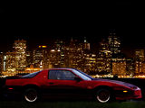 Pictures of Pontiac Firebird Trans Am GTA 1987