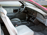 Pictures of Pontiac Firebird Supercharged 350 VHO Formula by Carroll Supercharging 1988