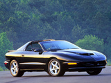 Pictures of Pontiac Firebird Formula 1993–97