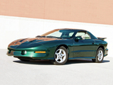Pictures of Pontiac Firebird Trans Am 1993–97