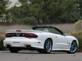 Pictures of Pontiac Firebird Trans Am Convertible 30th Anniversary 1999