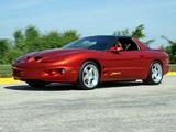 Pictures of Pontiac Firebird Formula Firehawk by SLP 1999–2002