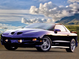 Pictures of Pontiac Firebird Trans Am Firehawk by SLP 1999–2002