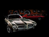 Pictures of Pontiac Firebird