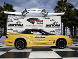 Pictures of Pontiac Firebird Collector Edition Daytona 500 Pace Car 2002