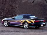 Pictures of Pontiac Firebird Trans Am Convertible Woodward Dream Cruise 1999