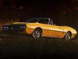 Pontiac Firebird 326 H.O. Convertible (22367) 1967 pictures