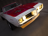 Pontiac Firebird Trans Am Race Car (7L141852) 1968 photos