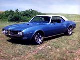 Pontiac Firebird 400 1968 pictures