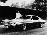Pontiac Firebird (2337) 1969 pictures