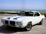 Pontiac Firebird Trans Am 1969 pictures