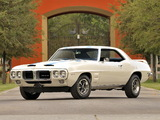 Pontiac Firebird Trans Am 1969 wallpapers
