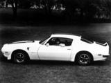 Pontiac Firebird Trans Am 1970–73 images