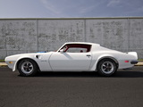 Pontiac Firebird Trans Am 1970–73 photos