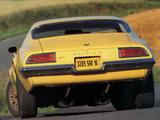 Pontiac Firebird Formula 400 1970 pictures