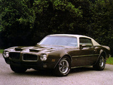 Pontiac Firebird Formula 400 1970 wallpapers