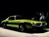 Pontiac Firebird 1971 photos