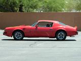 Pontiac Firebird Trans Am Super Duty 1972–74 wallpapers