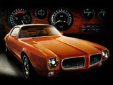 Pontiac Firebird Esprit 1973 pictures