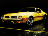Pontiac Firebird Esprit 1974 images