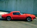 Pontiac Firebird Trans Am 1974 images