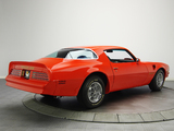 Pontiac Firebird Trans Am L75 455 1976 pictures