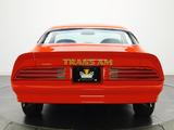 Pontiac Firebird Trans Am L75 455 1976 wallpapers