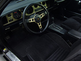 Pontiac Firebird Trans Am T/A 6.6 W72 Black Special Edition 1978 pictures