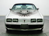 Pontiac Firebird Trans Am T/A 6.6 L78 10th Anniversary Daytona 500 Pace Car 1979 images