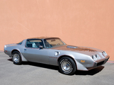 Pontiac Firebird Trans Am 6.6 L80 10th Anniversary 1979 images