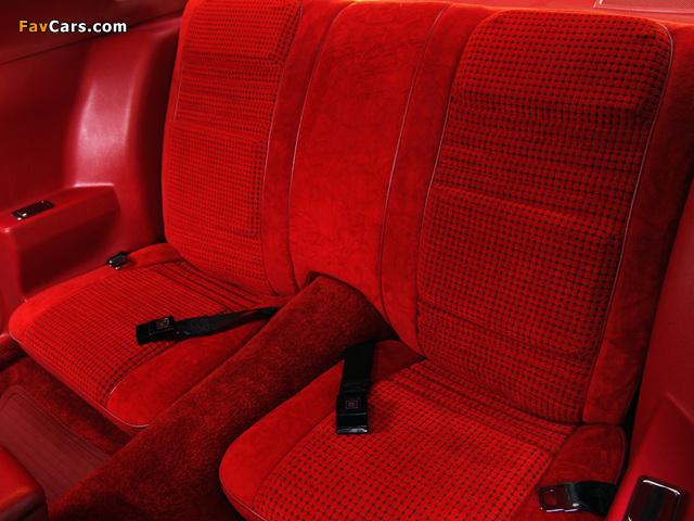 Pontiac Firebird Trans Am 6.6 L80 1979 images (640 x 480)