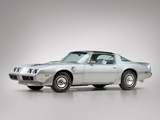 Pontiac Firebird Trans Am T/A 6.6 L78 10th Anniversary 1979 images