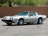 Pontiac Firebird Trans Am 6.6 L80 10th Anniversary 1979 photos