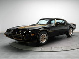 Pontiac Firebird Trans Am T/A 6.6 L78 Special Edition 1979 pictures