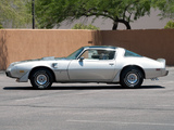 Pontiac Firebird Trans Am 6.6 L80 10th Anniversary 1979 wallpapers