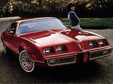 Pontiac Firebird Formula 1980 images