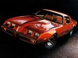 Pontiac Firebird Formula 1980 pictures