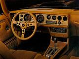 Pontiac Firebird Formula 1980 wallpapers